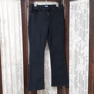 Lt. Black Westport Denim Jeans, 14